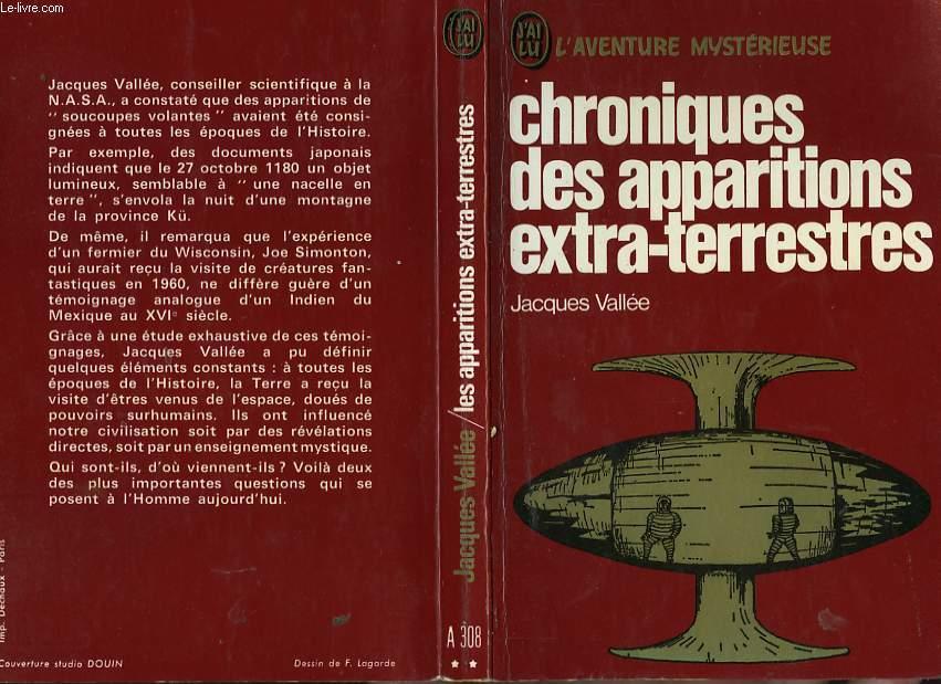 """Liste de l'ancienne collection """"j'ai Lu - L'Aventure Mystèrieuse"""" sur les ovnis et ET RO90071638"""