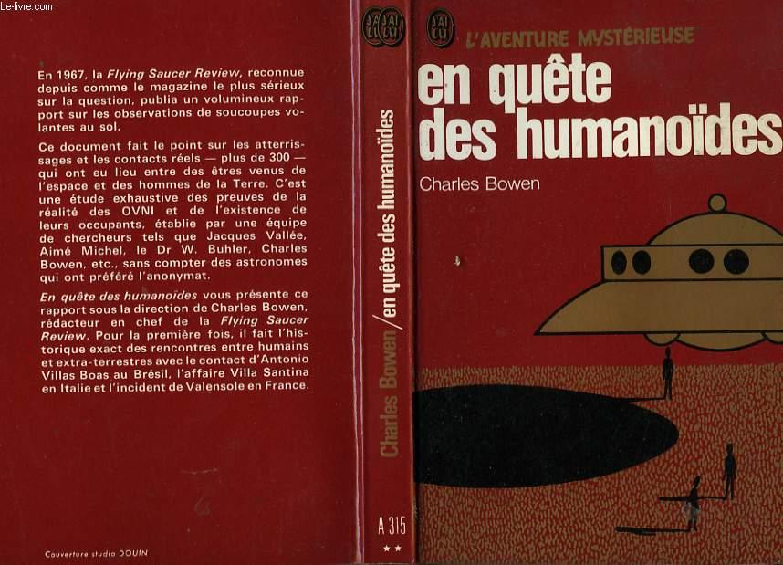 """Liste de l'ancienne collection """"j'ai Lu - L'Aventure Mystèrieuse"""" sur les ovnis et ET RO90071645"""