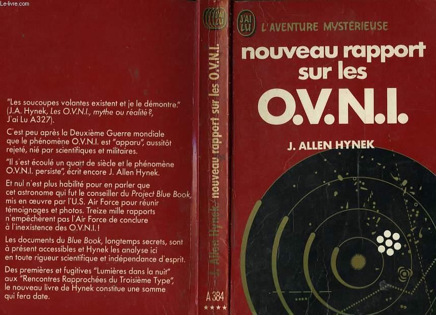 """Liste de l'ancienne collection """"j'ai Lu - L'Aventure Mystèrieuse"""" sur les ovnis et ET RO90071716"""