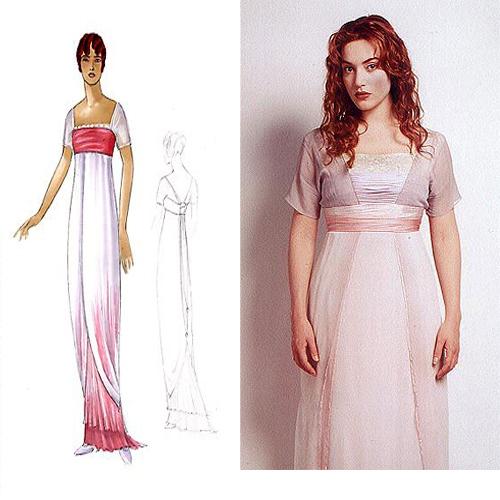 Les costumes Rose1