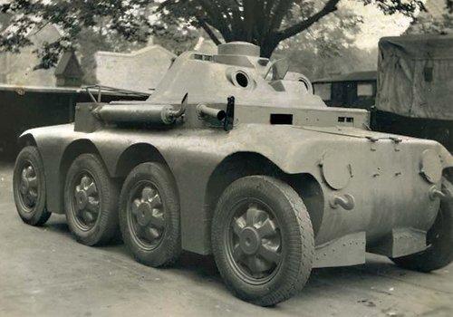 Magirus ARW Ocho Ruedas Alemàn de 1927...¡¡¡¡¡ L35210f7