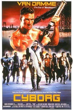 جميع افلام فان دام Cyborg