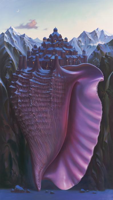 Incredible Surreal Paintings by Vladimir Kush Incredible-Surreal-Paintings-by-Vladimir-Kush12