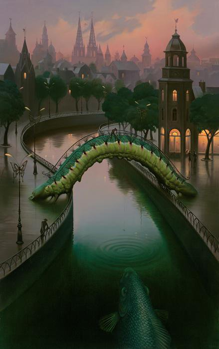 Incredible Surreal Paintings by Vladimir Kush Incredible-Surreal-Paintings-by-Vladimir-Kush6
