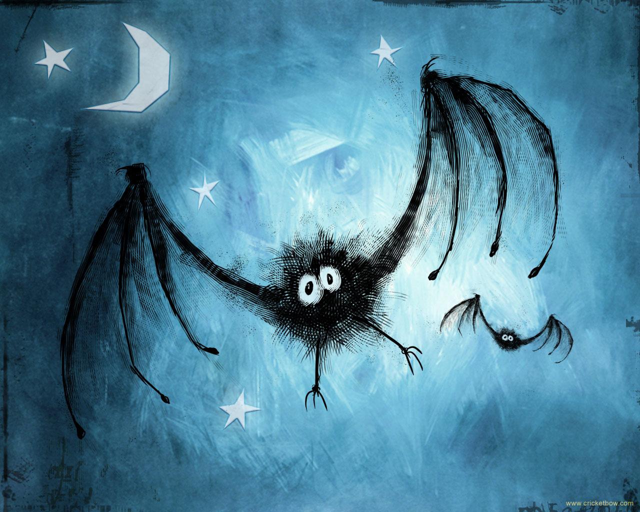 Чужда самоличност за Halloween? Halloween-wallpaper-large005