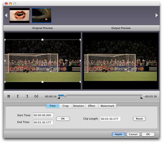 La façon de convertir des MKV vidéos à ipad avec Leawo Video Converter Video_converter_mac_8