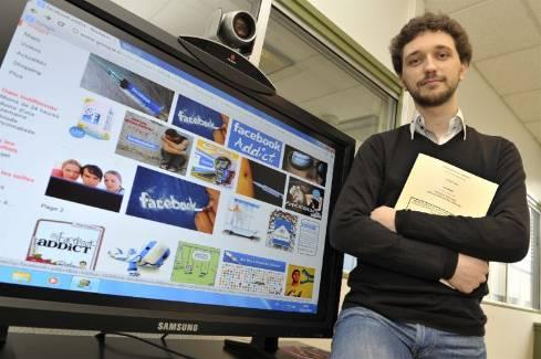 Facebook : une addiction sans produit, examinée par un médecin de Limoges Facebook-addict_908276