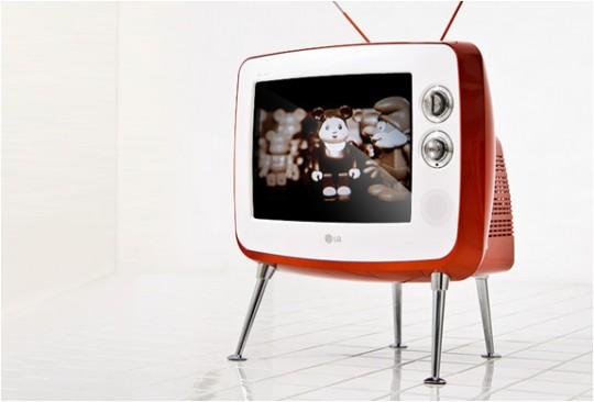 [Téléviseur] TV vintage Retro Série 1 by LG Televiseur-retro-lg-540x366