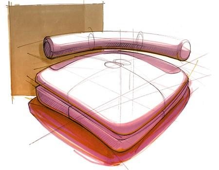 [Fauteuil Lounge] Velvety by Alexandre BOUCHER Croquis-concept-fauteuil-lounge-sketch-2