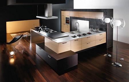 ديكورات للمطبخ .......... Cuisine-dangle-design
