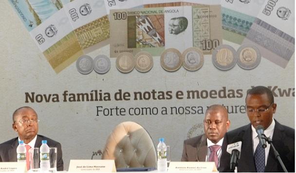 En Angola, une nouvelle loi pétrolière annonce une révolution bancaire Angola-dollar-kwanza