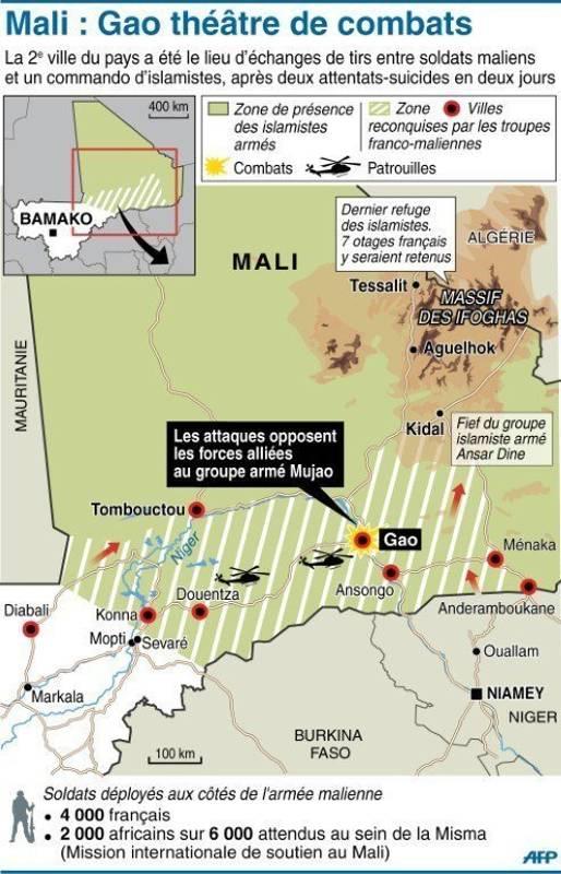 L'intervention militaire française au Mali vise-t-elle à assurer les intérêts d'Areva ? - Page 2 Carte-de-situation-du-mali-ou-des-combats-ont-eclate-a-gao_1005855
