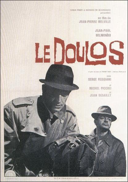 Le Doulos (1961) avec Jean-Paul Belmondo. Policier%2009