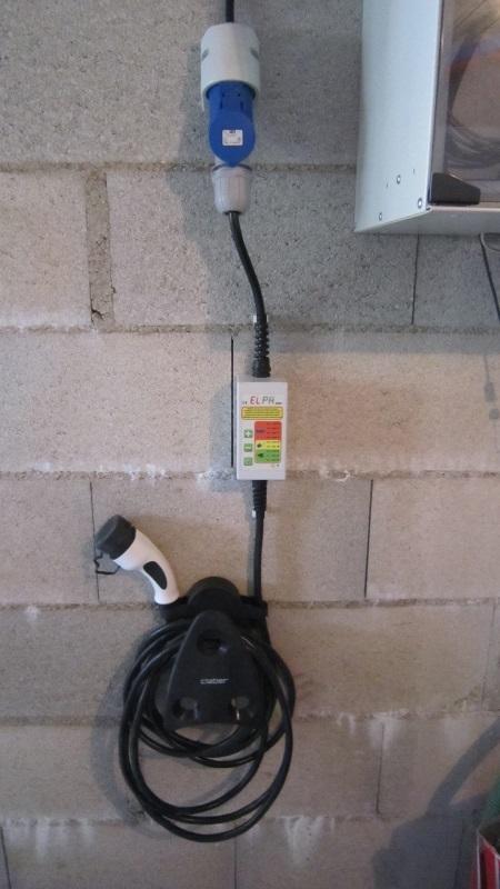 L'installation détaillé de mon câble CRD 4