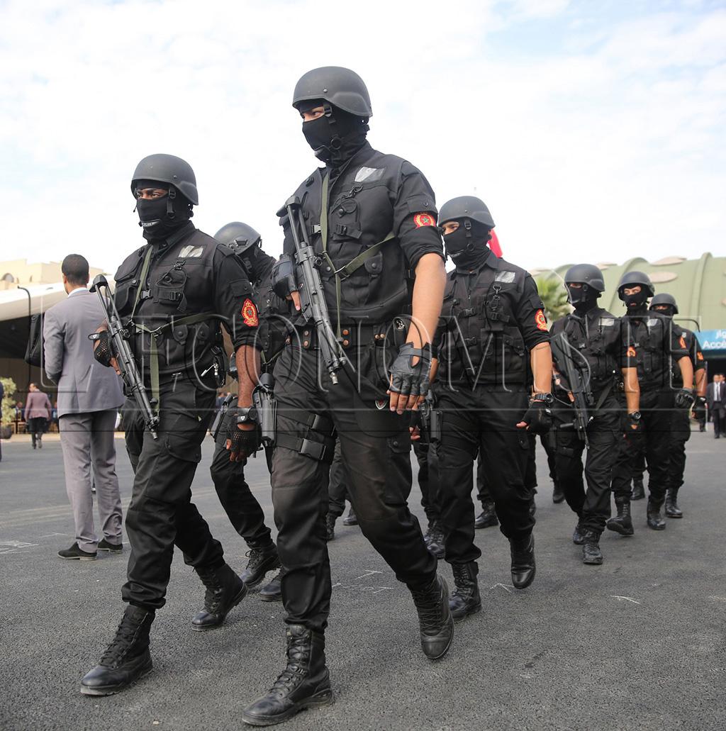 Moroccan Special Forces/Forces spéciales marocaines  :Videos et Photos : BCIJ, Gendarmerie Royale ,  - Page 11 Portes_ouvertes_police_ph_jarfi_19_copie