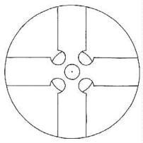 Approche de la symbolique de la croix Celtique   7515-1-A