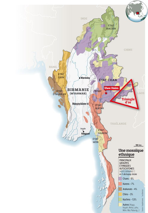 Birmanie - un zest d'ouverture de facade INTER-201140-Birmanie
