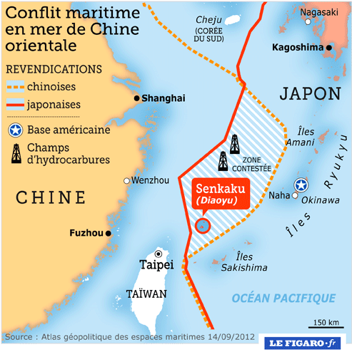 Conflit Chine Japon Japon_chine_senkaku