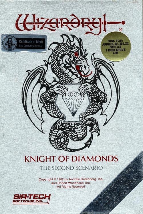 [Qui a remporté] Wizardry 2 sur ebay FR ? Wizardry_ii__the_knight_of_diamonds_