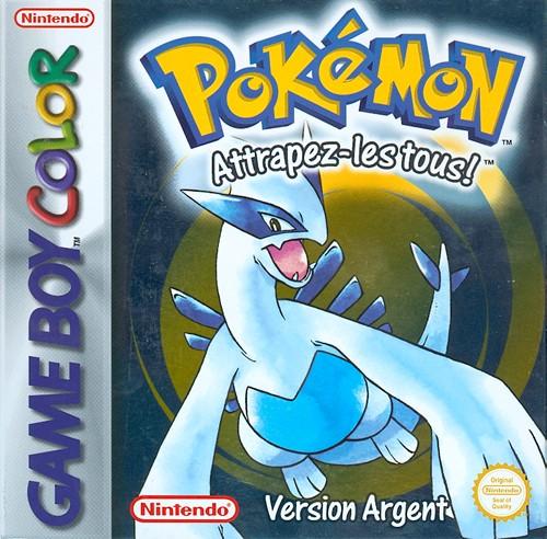 collection de jeux videos: 431 jeux/28 consoles/2 Pcb - Page 2 Pokemon_argent_europe