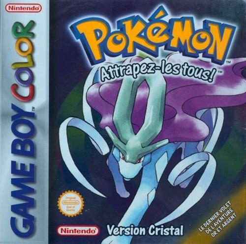 collection de jeux videos: 431 jeux/28 consoles/2 Pcb - Page 2 Pokemon_cristal_europe