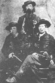 La banda de los Banda de James-Younger QuantrillsRaiders