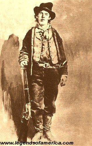 Western y algo más. BillyKid-500-2
