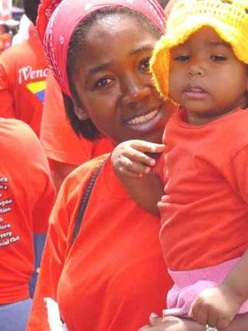 Venezuela : La révolution sociale du président Hugo Chávez Vene_2