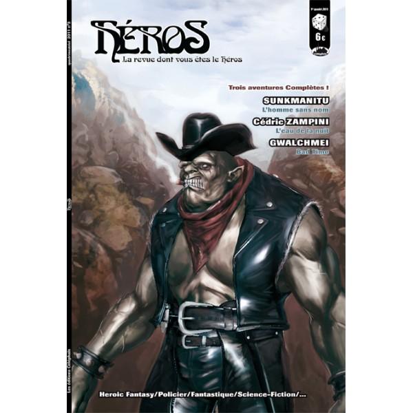 HEROS N°3 : la revue dont VOUS êtes héros est sorti ! Revue-heros