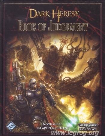 [JDR] Dark Heresy  11991