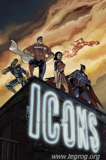 Icons, le jdr des super héros 12145