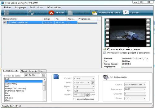 Free Video Converter C5429071
