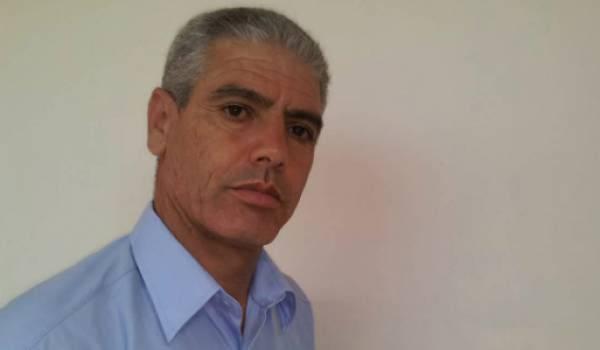 Rassemblement pour exiger la libération immédiate de Slimane Bouhafs à Aokas  Bouhafs_602125167