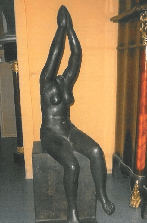 Camille Claudel au musée Rodin jusqu'au 20 juillet 2008 Imploration