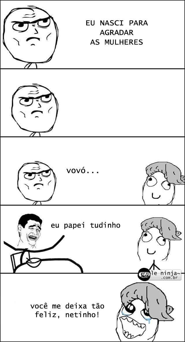 Tirinhas memes - Página 39 Agradarmulheres