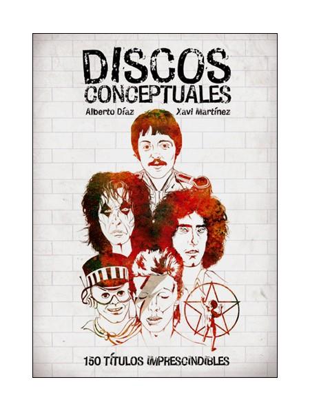 COMPRO LIBROS SEGUNDA MANO Discos-conceptuales