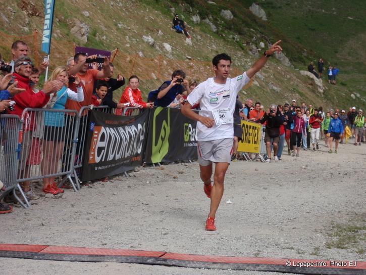 marathon - Marathon du Mont blanc 2012 P7010125