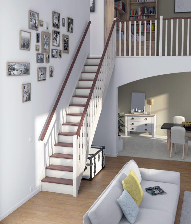 Escalier repeint et montée d'escalier relooke 4268165_lapeyre-new