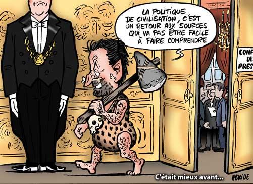 Douce France, cher pays de mon enfance, bercée de tendre insouciance... 08-01-09-sarkozy-conference-de-presse