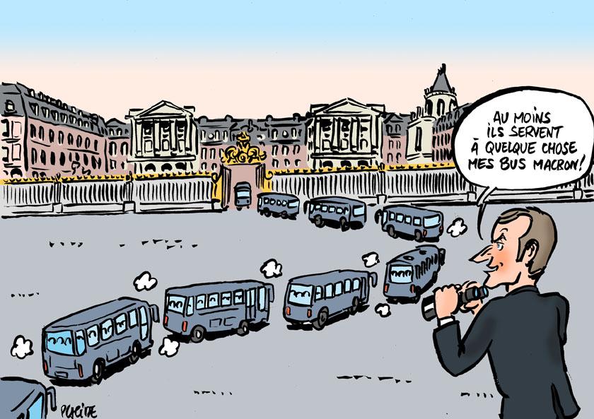 Le dessin du jour (humour en images) - Page 7 17-07-03-2-macron