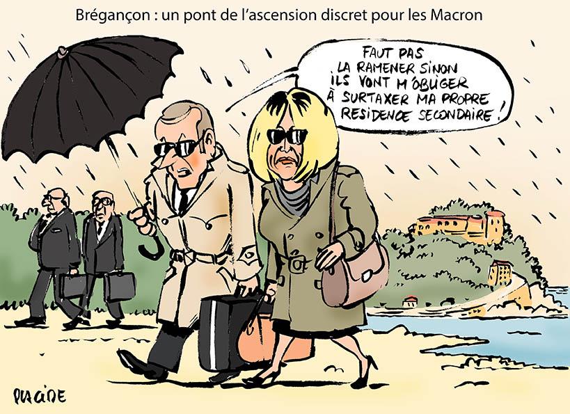 Le dessin du jour (humour en images) - Page 16 18-05-13-macron-brigitte