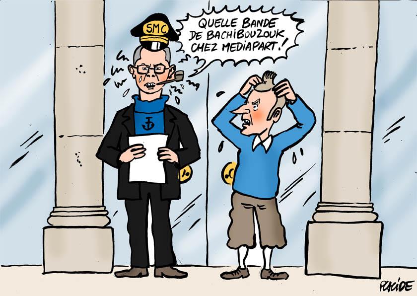 Le dessin du jour (humour en images) - Page 16 18-06-05-kohler-macron