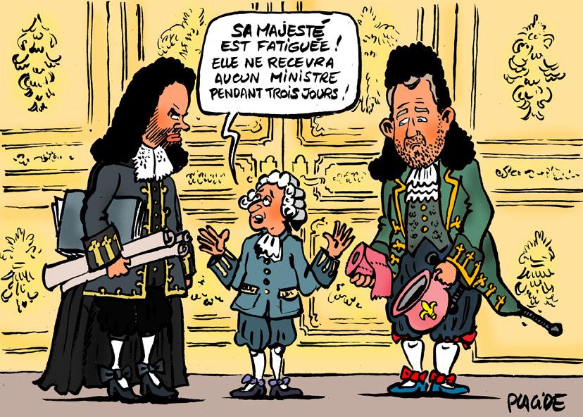 Le dessin du jour (humour en images) - Page 20 18-10-31-philippe-castaner