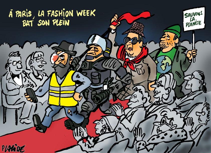 Le dessin du jour (humour en images) - Page 23 19-01-28-gilet-jaune-foulard-rouge