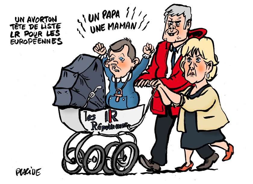 Le dessin du jour (humour en images) - Page 23 19-01-29-bellamy-morano-wauquiez