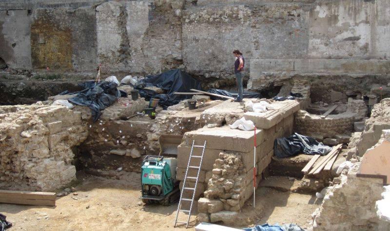 Site archéologique menacé à Limoges 791756
