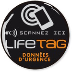 Sécurité : Stickers NFC LifeTag Lifetag_001__0_150