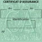 [Loi] Le défaut d'assurance bientôt vidéo-verbalisable Assurance-certificat
