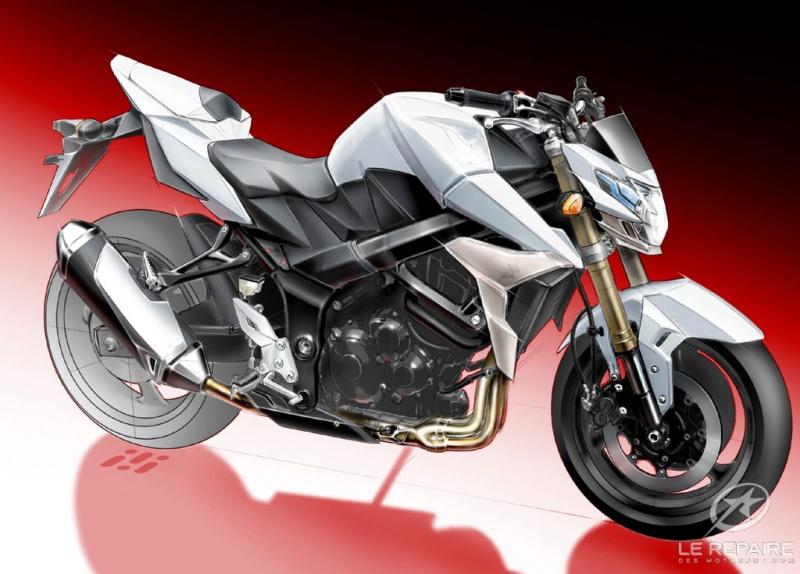 Concept/design/photomontage sur R  Nouveaute-suzuki-gsr-750_hd