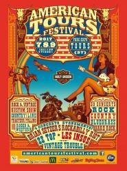 Rock et moto : concert des Insus et ZZ Top à Tours - American Tours Festival - Page 3 Frequentation-american-tours-festival-85000-visiteurs